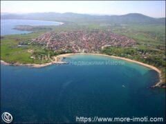 Парцел до морето в град Черноморец - 95000 евро