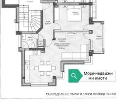 Апартамент до морето в град Бургас - 55 300 евро